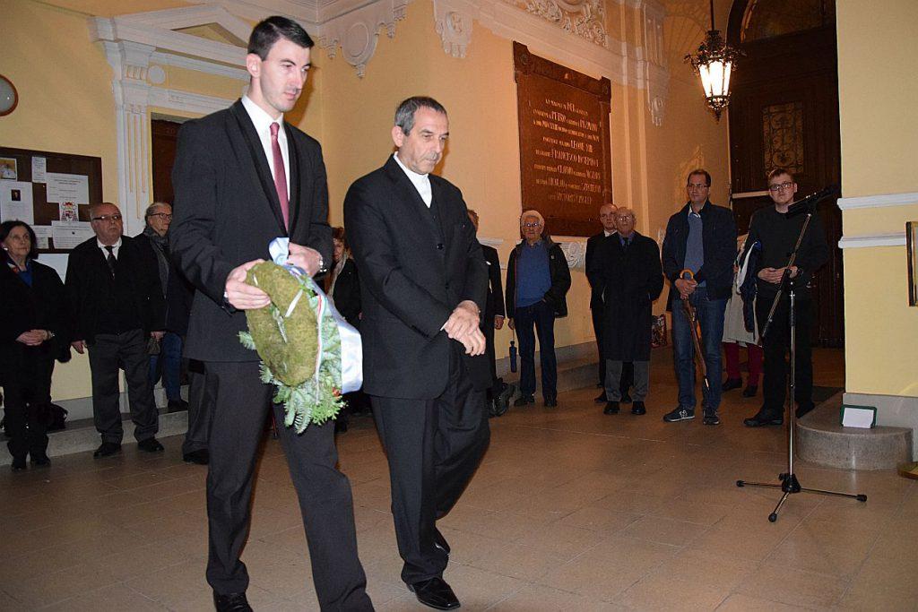 Cseh Csaba, Varga János rektor